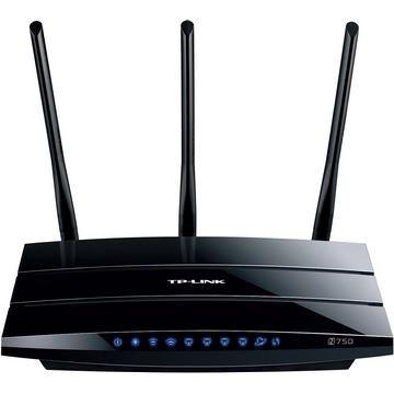 TP-LINK N750 雙頻Giga 無線分享器
