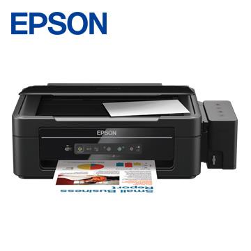 EPSON L355無線連續供墨複合機