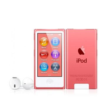 【16G】iPod nano 粉紅色(7TH)