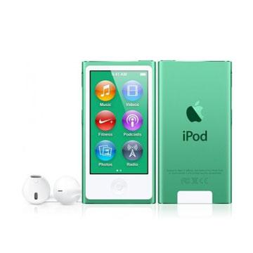 【16G】iPod nano 綠色(7TH)