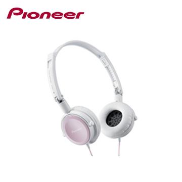 Pioneer 絢彩時尚耳罩式耳機