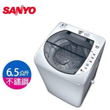 三洋 6.5公斤立體噴射水流洗衣機