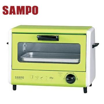 聲寶6L電烤箱