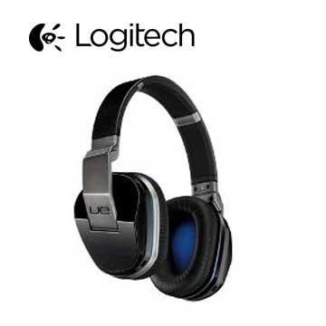 Logitech UE 9000抗噪音無線耳機