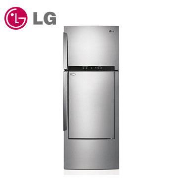 [福利品]LG 470公升魔術藏鮮上下門冰箱