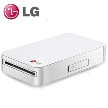 LG Pocket Photo智慧隨身相片列印機(銀)