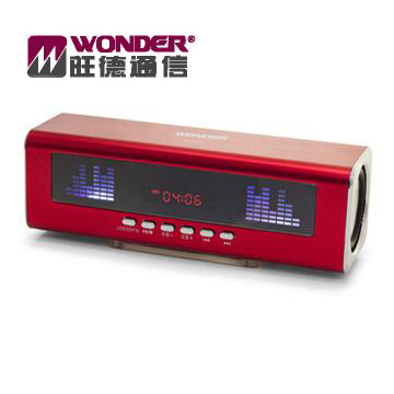 WONDER USB/MP3/FM 隨身音響WD-9209U(WD-9209U)
