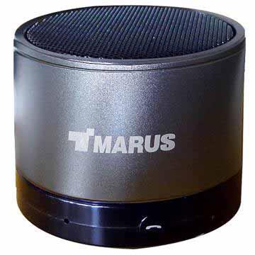 [福利品] MARUS 藍牙重低音隨身音響