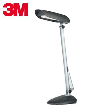 3M 桌夾LED檯燈-晶鑽黑