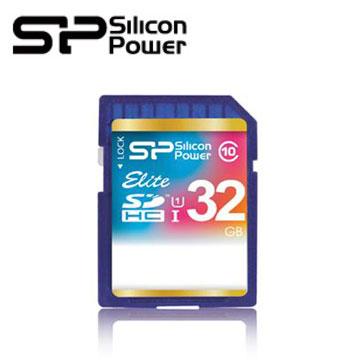 【32G】廣穎SDHC UHS-1 C10記憶卡