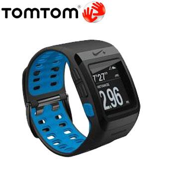 TOMTOM GPS 運動腕錶-黑藍
