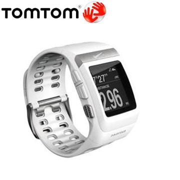 TOMTOM Nike+Sensor GPS 運動腕錶-白