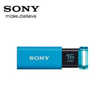 【16G】SONY CLICK(U)3.0 (藍)麥克碟