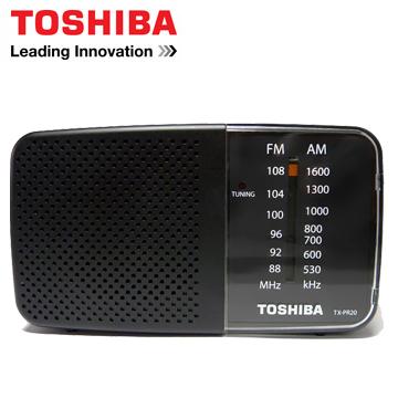 TOSHIBA 收音機TX-PR20TW