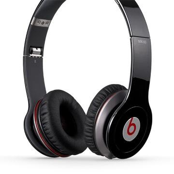 Beats Solo HD 耳罩式耳機-黑