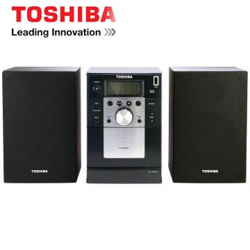TOSHIBA DVD/USB 組合音響  TY-AS100TW