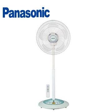 Panasonic 14吋負離子電風扇