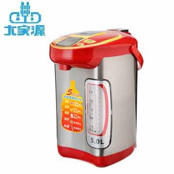 大家源 5L五段式定溫液晶電動熱水瓶