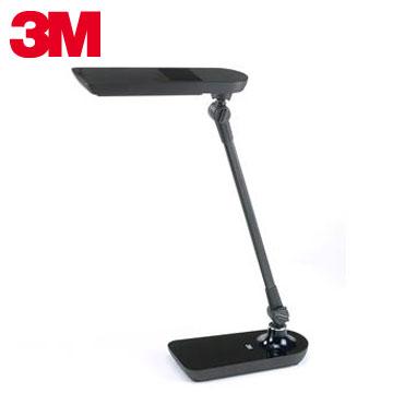 3M 調光式LED檯燈-晶耀黑