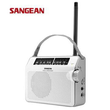 SANGEAN 復古型收音機  PR-D6(白)