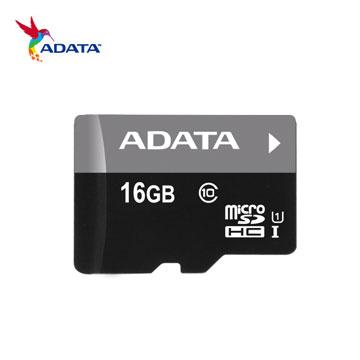 威剛 Micro SD 16G記憶卡-UI C10