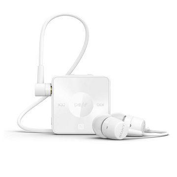 SONY SBH20 立體聲藍牙耳機–白色
