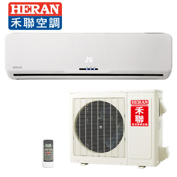 HERAN一對一變頻冷暖空調 HI-M28AH(HO-M28AH)