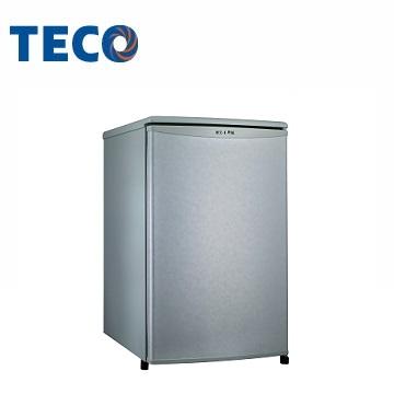 東元 91公升一級單門小冰箱