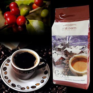 川雲 義大利濃縮咖啡豆