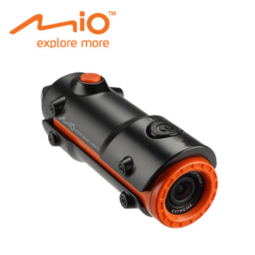 Mio M300機車用防水行車記錄器