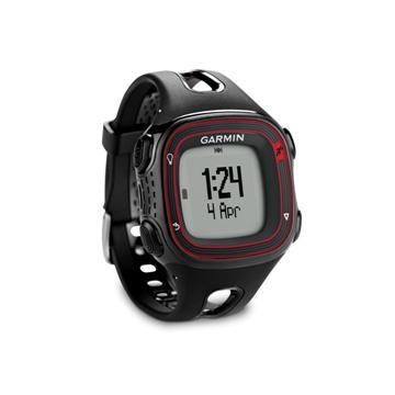 Garmin GPS運動跑步腕錶-黑(Forerunner 10)