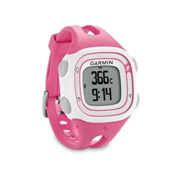 Garmin GPS運動跑步腕錶-粉紅