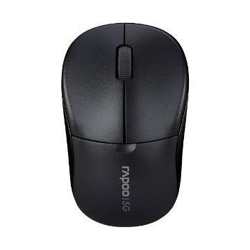 雷柏 1090PGR 無線光學滑鼠-灰(1090PGR)