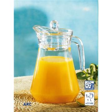 Luminarc沁涼樂活冷水壺(玻璃)(KU10002)