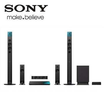 SONY 3D藍光家庭劇院  BDV-N8100W