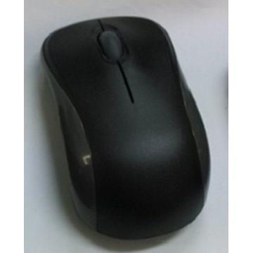 AMICE 2.4G NANO無線新貴光學鼠-黑灰