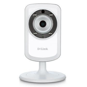 D-Link DCS-933L H.264 夜視無線網路攝影機