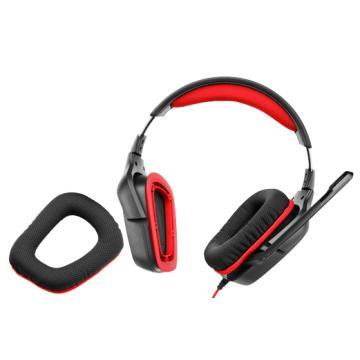 羅技 G230 遊戲耳機麥克風
