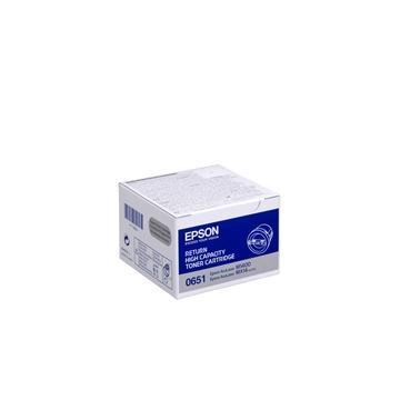 EPSON C13S050651碳粉-6支
