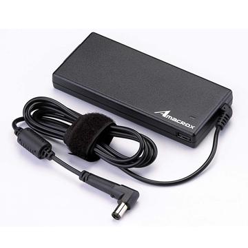 Amacrox 超薄90W 萬用筆電充電器+USB充電