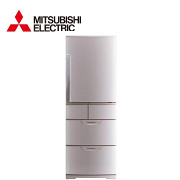 MITSUBISHI 520公升瞬冷凍1級節能五門冰箱