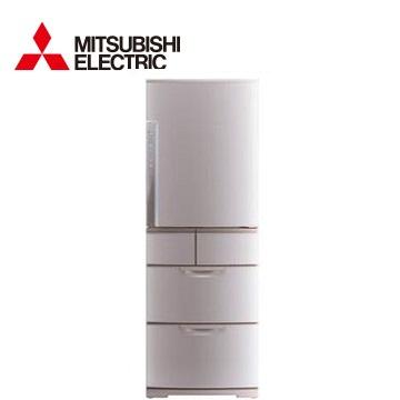 【節能補助】MITSUBISHI 520公升瞬冷凍1級節能五門冰箱