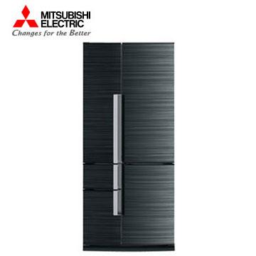 MITSUBISHI 645公升旗艦型節能五門對開冰箱