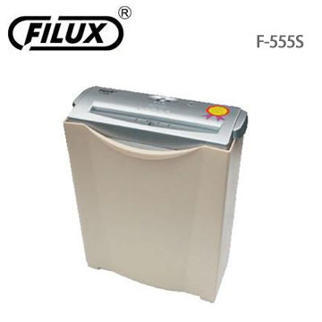 FILUX 6張直條式碎紙機