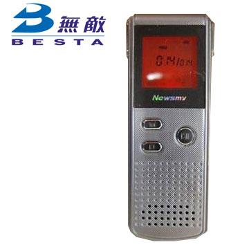 無敵AGOGO MP3數位錄音筆(8G)   R258
