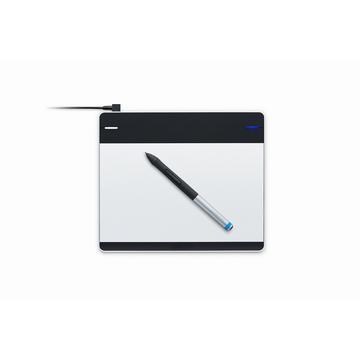 Wacom Intuos創意版Pen(S)繪圖板-銀黑