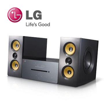 [福利品] LG Aramid USB/MP3組合音響