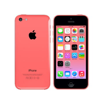iPhone 5c Pink 16GB