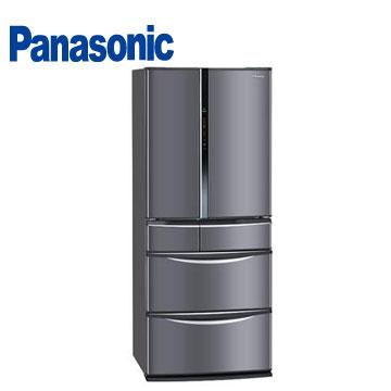 Panasonic 603公升ECONAVI六門節能變頻冰箱
