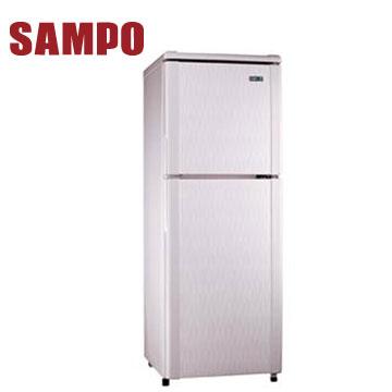 聲寶 140公升1級雙門冰箱